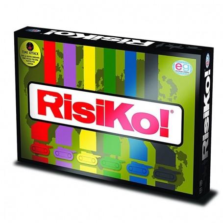 RISIKO! NUOVA EDIZIONE EG SPIN MASTER 20092419 (ITA)