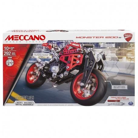 DUCATI MONSTER 1200S MECCANO SPIN MASTER 6027038/ITP12