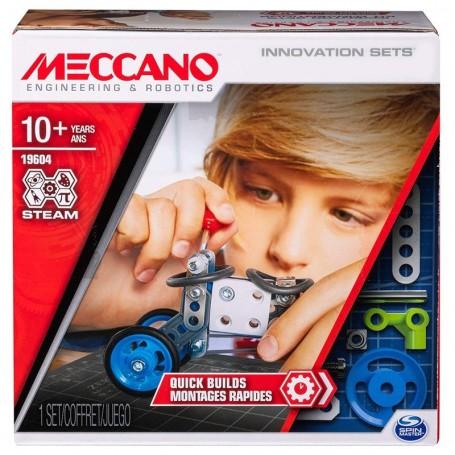 - KIT INVENZIONI QUICK BUILDS 1 STEAM MECCANO SPIN MASTER 6047095/2