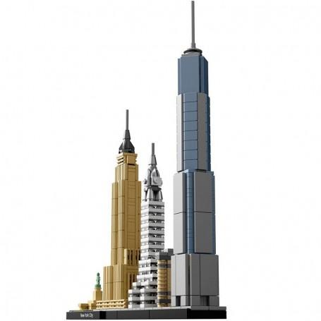 NEW YORK CITY LEGO ARCHITECTURE 21028