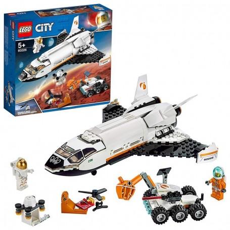 SHUTTLE DI RICERCA SU MARTE LEGO CITY 60226