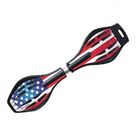 - WAVEBOARD NEXTREME TEMA USA FLAG URBAN WAVE GARLANDO