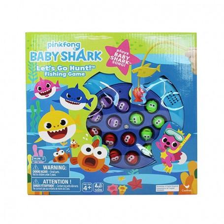 - IL GIOCO DELLA PESCA BABY SHARK SPIN MASTER 6054916