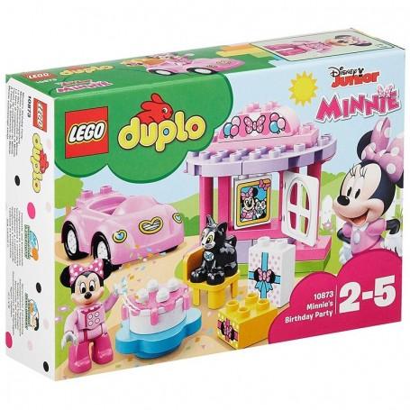 LA FESTA DI COMPLEANNO DI MINNIE LEGO DUPLO DISNEY 10873