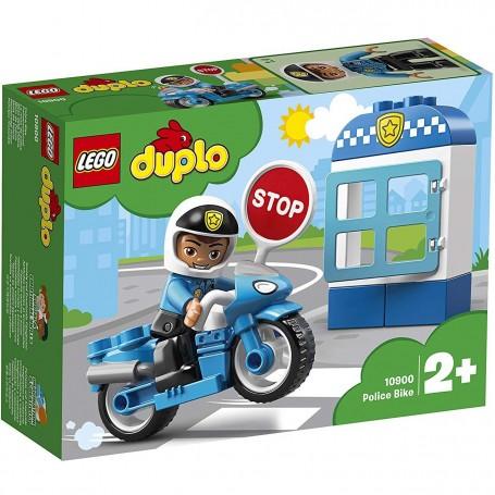 MOTO DELLA POLIZIA LEGO DUPLO 10900
