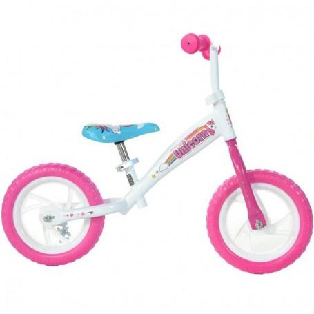 Dino Bikes Bici Bicicletta Unicorno Taglia 12 per Bambina 3-5 anni