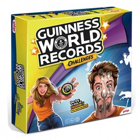 GUINNES WORLD RECORD GIOCO DA TAVOLO ROCCO GIOCATTOLI 21191744/24 (ITA)