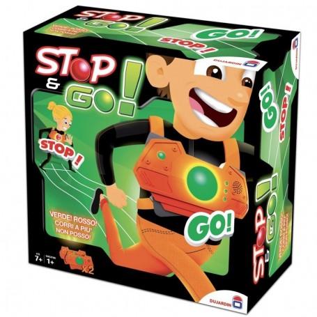 STOP & GO! GIOCO DI ABILITÀ ROCCO GIOCATTOLI 21191173/24