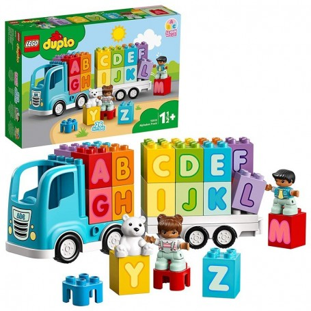 CAMION DELL'ALFABETO LEGO DUPLO 10915/ITP1