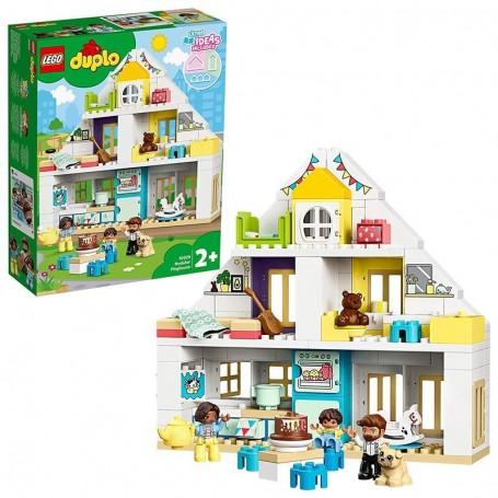 CASA DA GIOCO MODULARE LEGO DUPLO 10929/1