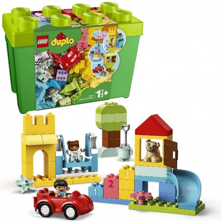 CONTENITORE DI MATTONCINI GRANDE LEGO DUPLO 10914