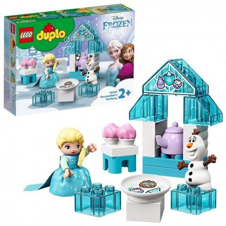 IL TEA PARTY DI ELSA E OLAF LEGO DUPLO DISNEY FROZEN 10920/2