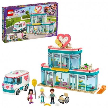 L'OSPEDALE DI HEARTLAKE CITY LEGO FRIENDS 41394/1