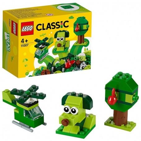 MATTONCINI VERDI CREATIVI LEGO CLASSIC 11007/24