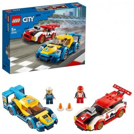 AUTO DA CORSA LEGO CITY 60256/12
