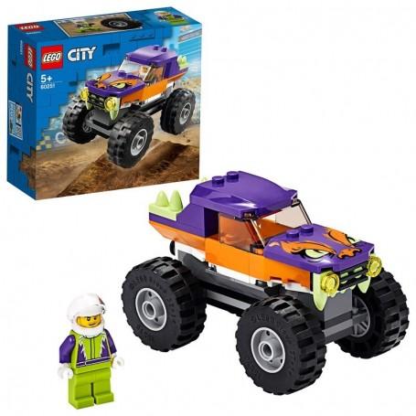 MONSTER TRUCK LEGO CITY 60251/24
