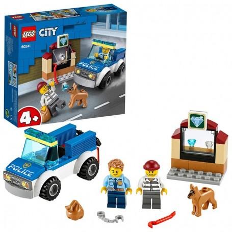 UNITÀ CINOFILA DELLA POLIZIA LEGO CITY 60241/24