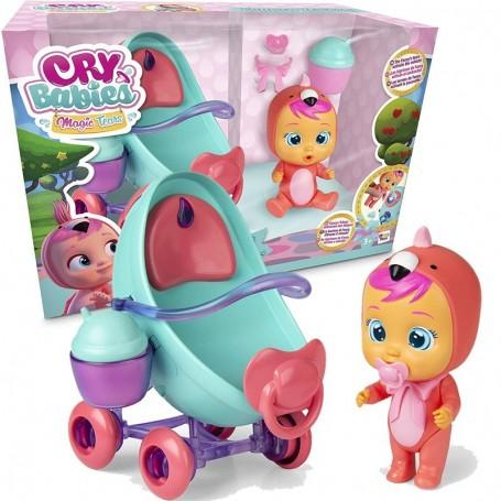 IL VEICOLO DI FANCY CRY BABIES IMC TOYS 97957/236