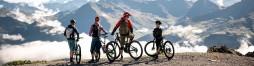 Vélos et tricycle