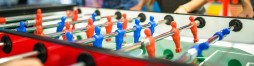 Table football, Flipper and Videogame